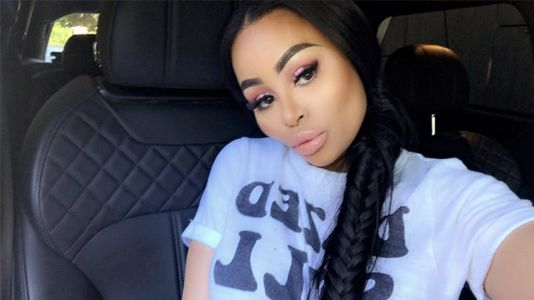 Blac Chyna Celebrated Father's Day by Slamming Tyga and Rob Kardashian for Child Support