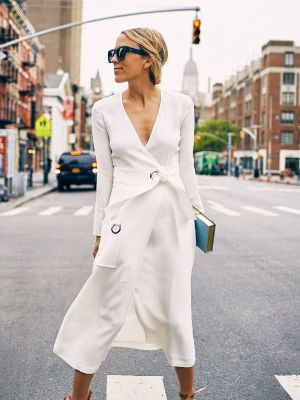 My Style Staple: The Wrap Dress