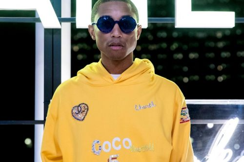 "Pharrell Teases More Looks from His ""CHANEL PHARRELL"" Collaboration"