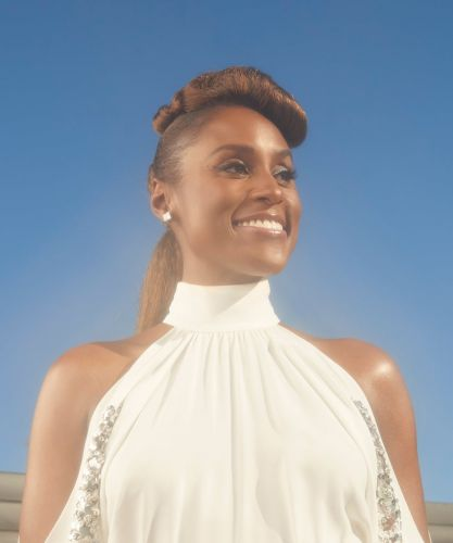 Issa Rae's Surprise Wedding Included Two Vera Wang Dresses