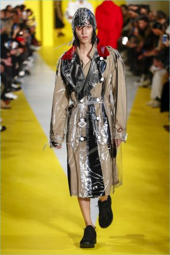 Galliano Brings Drama to Maison Margiela Fall '18 Collection