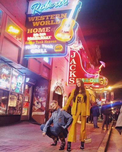 Gigi Hadid Documents Fun Nashville Date Night With Kacey Musgraves and We're So Jealous