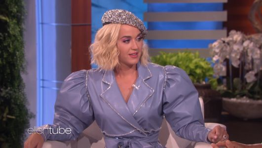 Katy Perry Says Orlando Bloom's Son Flynn Has 'Matured' Her: 'I Guess This Is Adulting'