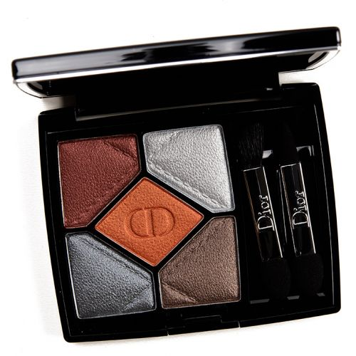 Dior Volcanic High Fidelity Eyeshadow Palette Review & Swatches