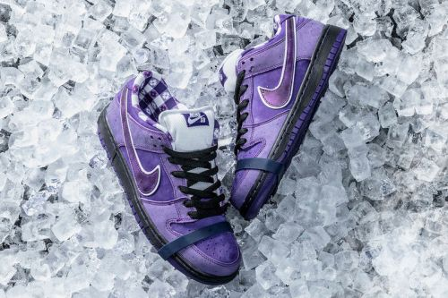 "A Closer Look at the Concepts x Nike SB Dunk Low ""Purple Lobster"""