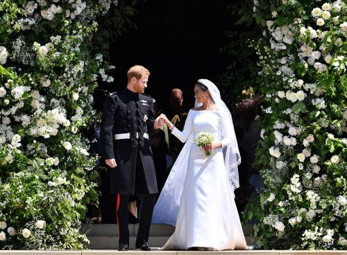 All the Cutest Royal Wedding GIFs