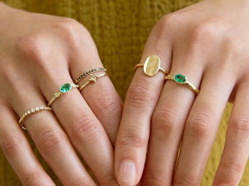 Yep, This Pretty Engagement Ring Trend Is More Popular Than You Realize