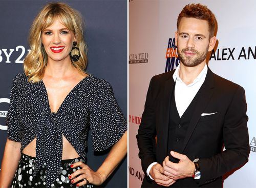 Nick Viall Slid into Betty Draper's DMs and the Story Is Hilarious
