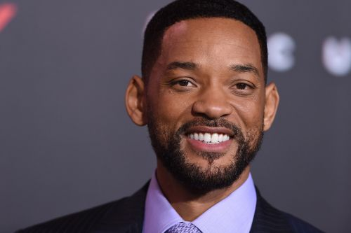 Your First Look at Will Smith as the Genie in New 'Aladdin'
