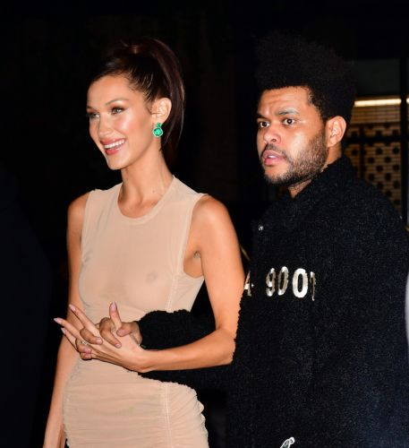 Hold the Phone-Bella Hadid & The Weeknd Might Be Getting Engaged Soon