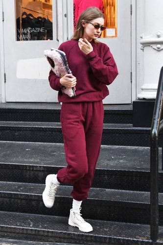 Did Gigi Hadid Just Design the First It Sneakers of 2019?