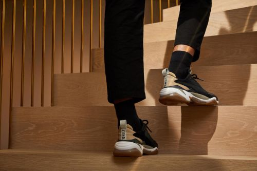"""A Closer Look at the END. x PUMA Thunder """"Shadow Rise"""" Collaboration"""