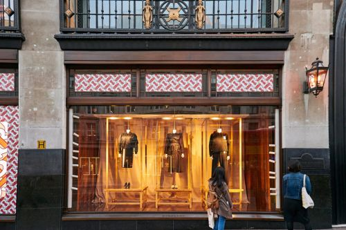 Inside Burberry's Exclusive B Series Pop-Up in London