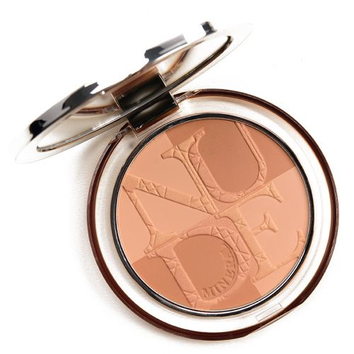 Dior Warm Sunrise (004) DiorSkin Mineral Nude Bronze Bronzing Powder Review, Photos, Swatches