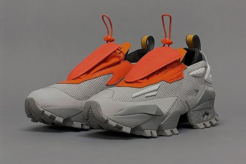 """Pyer Moss and Reebok Reconnect for an Experiment 4 """"Emergency"""" Collaboration"""