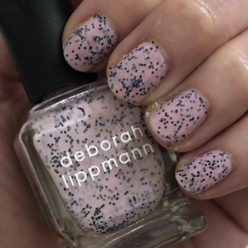 My Latest Mani: Deborah Lippmann I'm Not Edible from the Spring 2013 Staccato Collection