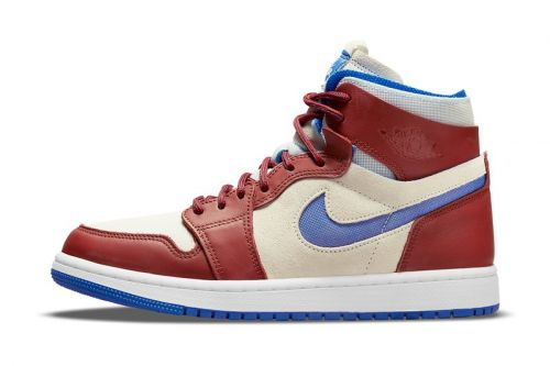 """The Air Jordan 1 High Zoom CMFT Takes on a """"Team Red"""" Colorway"""