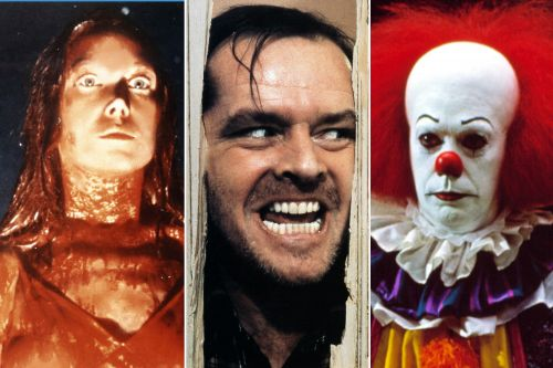 Score $1,300 to watch 13 of Stephen King's scariest movies