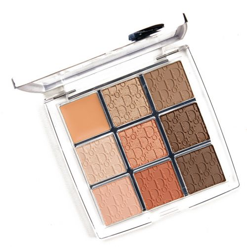 Dior Warm Neutrals (001) Backstage Eye Palette Review, Photos, Swatches