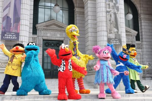 For Sesame Street, C now stands for classroom