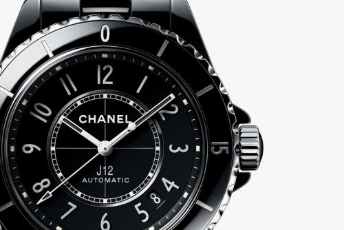 Chanel Introduces New J12 Watches With Kenissi Movement