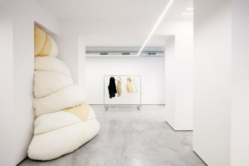 Jil Sander's Latest Milan Boutique Will Showcase Rotating Exhibitions