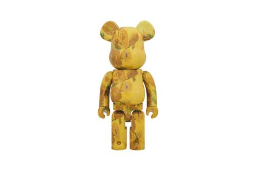 Medicom Toy Honors Vincent van Gogh With New Painterly BE RBRICK