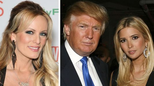 Donald Trump Compared His Alleged Mistress to His Daughter and Our Skin Is Crawling