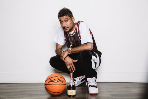 "Don C Links Up With Rémy Martin for a ""Just Rémy"" Collection"
