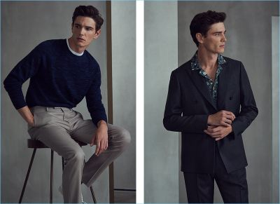 Reiss Gears Up for Fall with New Styles