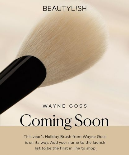 Wayne Goss Holiday Brush 2018 Coming Soon