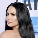 Demi Lovato's Extra, Extra Long Hair Will Make You Never Want to Cut Yours Ever Again