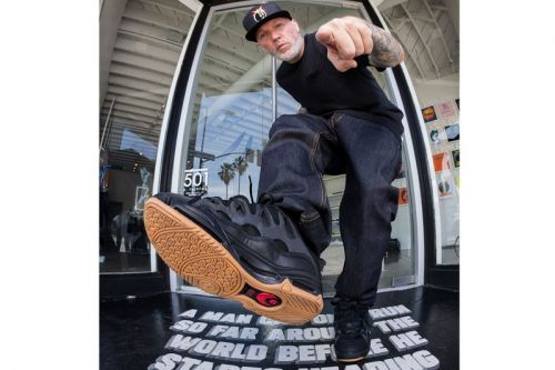 Fred Durst Unveils The Hundreds Osiris D3 Collaboration