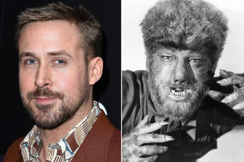 Ryan Gosling to play 'Wolfman' in reboot of horror classic