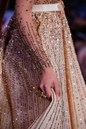 The best gifts come in gold packages - GEORGES HOBEIKA Haute