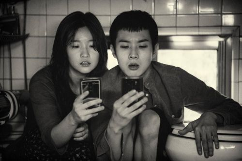 Bong Joon-ho's 'Parasite' Is Hitting Theaters in Black & White