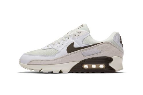 "Nike Air Max 90 Dresses Up in Elegant ""Baroque Brown"""