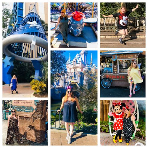 The BoundToParkHop Challenge: All 7 of My Disney Bound Looks!