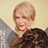 Nicole Kidman Has Never Looked Anything Less Than Perfect and the SAG Awards Are Proof
