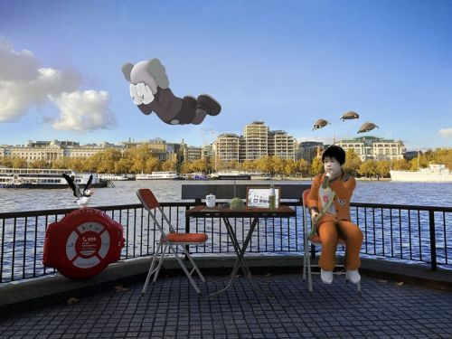"""London Launches Its Biggest """"Invisible"""" Art Show, Unreal City"""
