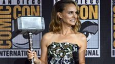 Natalie Portman Coming Back To Marvel As Thor