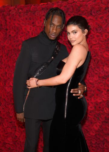 Kylie Jenner Was Asked About Travis Scott's Cheating Rumors in Front of Him & the Video Is So Awkward
