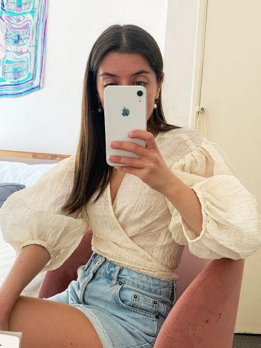 This Expensive-Looking H&M Top Is the First Thing I've Bought in Months