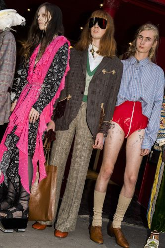 Gucci: Ready-to-Wear SS19