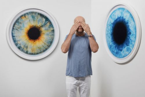 Marc Quinn & Avant Arte Collaborate on Photorrealistic 'Iris' Prints