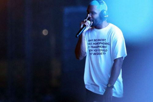 "Frank Ocean Prepping His First Ever Club Night, ""PrEP+"""