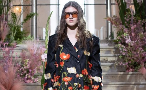 LFW SS19: Five Minutes With - Malene Oddershede Bach