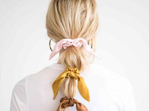 The Magical Scrunchie That's Already Sold Out 3 Times
