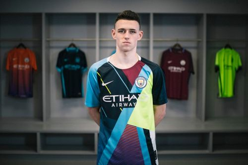 Nike & Manchester City Launch Special-Edition Shirt to Celebrate Collaboration