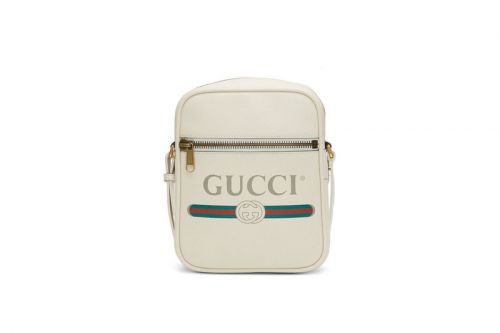 Gucci Releases a Vintage Logo Messenger Bag Perfect for Everyday Carry